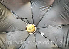 Брендовий парасолька Moschino Toy автомат антиветер, фото 2