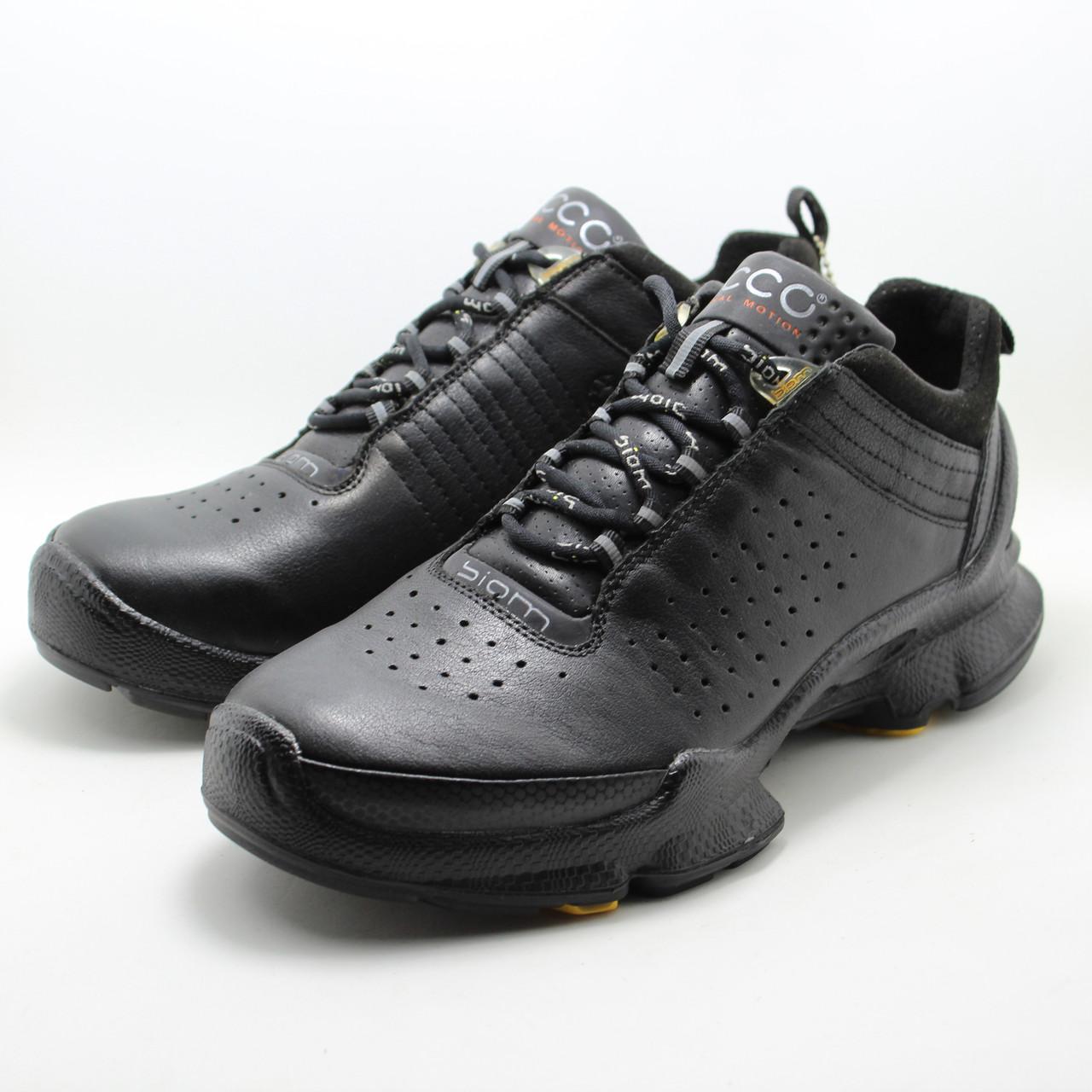 Мужские кожаные кроссовки Ecco 09150456069
