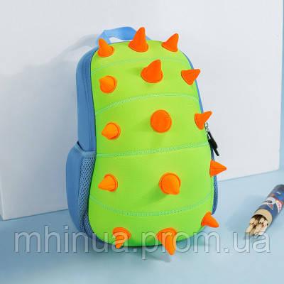 Дитячий рюкзак Nohoo Шипастик Синій (NH022 Blue)