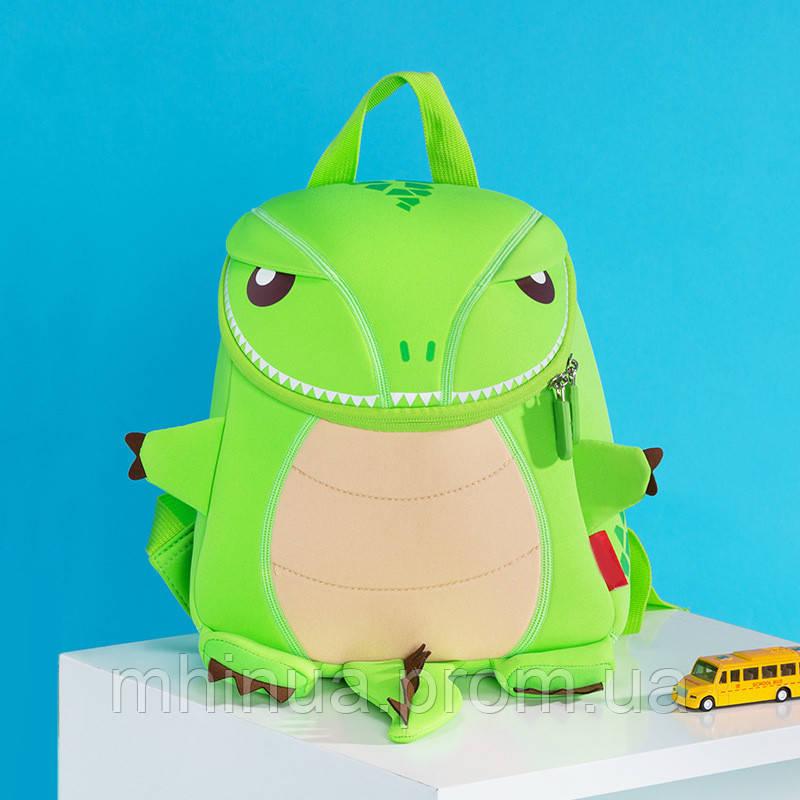 Дитячий рюкзак Nohoo Tyrannosaurus Style Тиранозавр Рекс (NH029 Green)
