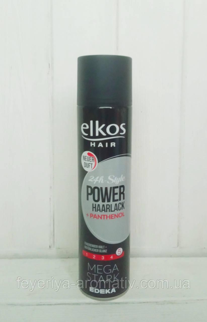 Лак для волос Elkos Haar Lack Power 400 ml