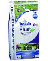 Корм для собак Bosch HPC PLUS Страус+картофель, 2,5кг