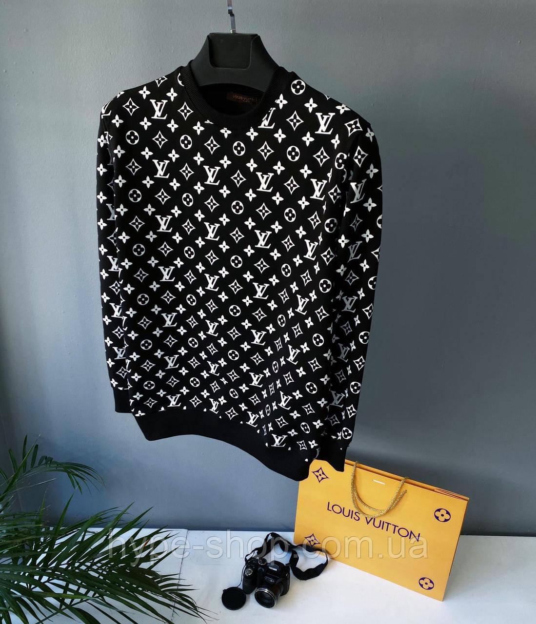 Чоловічий світшот Louis Vuitton туреччина репліка