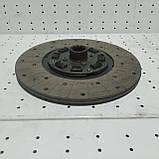 Диск ведомый главной муфты сцепления ЮМЗ-80 75-1604040 А6, фото 2