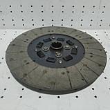 Диск ведомый главной муфты сцепления ЮМЗ-80 75-1604040 А6, фото 3