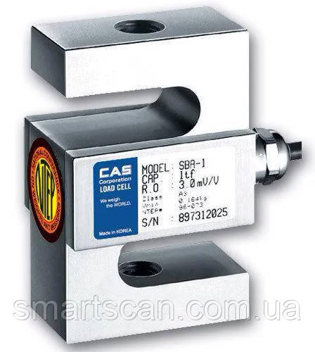 Тензодатчик S-образного типа CAS SBA (D3) 5 т