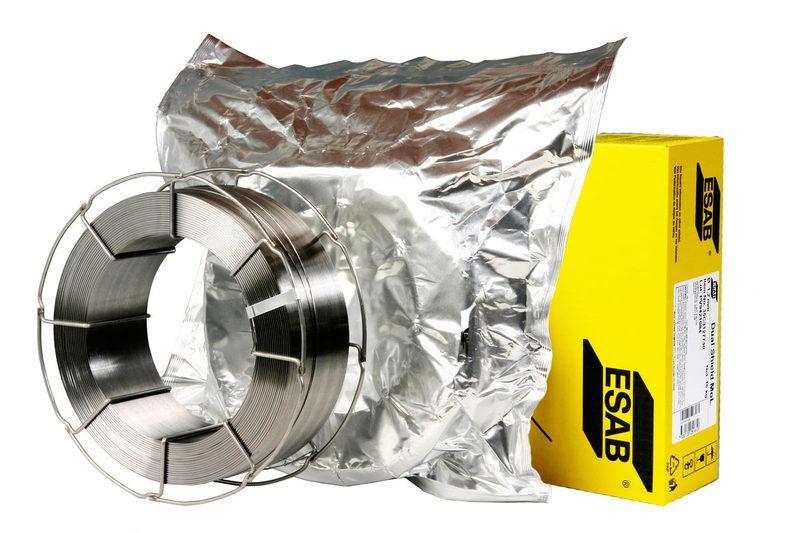 Порошковая проволока OK Tubrod 15.00 AWS: E71T5-C1A2-CS1-H4 / EN ISO: T 42 3 B C1 2 H5