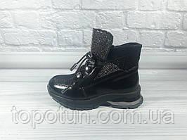 """Демисезонные ботинки для девочки """"Kimboo"""" Размер: 28,29,30,31"""