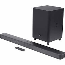 Саундбар JBL Bar 5.1 Surround Black (JBLBAR51IMBLKEP)