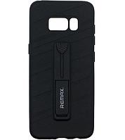 Чехол Remax Hold Series для Samsung A730 (A8 Plus-2018) Black (сасмунг а730 а8 плюс 2018)