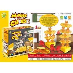 Гра 1275 Mouse stacks Cheese кор.27*6*27 /60/