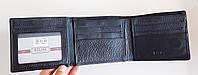 Мужское кожаное портмоне Balisa WB1-2607 black Мужское кожаное портмоне БАЛИСА оптом Одесса 7 км, фото 3