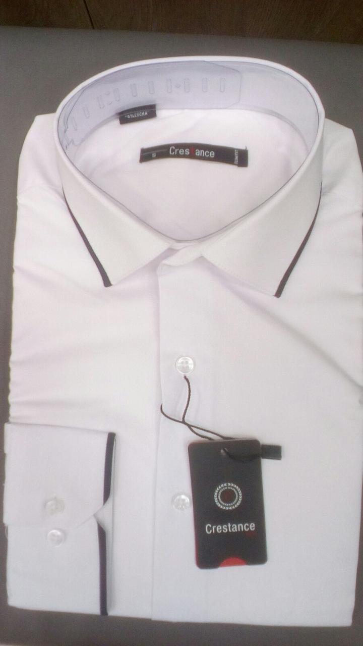 Мужская приталенная рубашка Sigmen 7241S