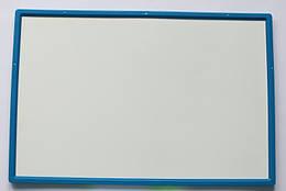 Магнитно-меловая доска(207*308)+мелки, маркер,  мочалка //