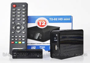 TV Тюнер T2