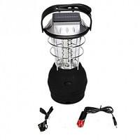 LED  Лампа портативная  LS-360,черная