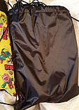 Спортивные рюкзаки - затяжка, сменка для обуви Stars Brawl 31*40 см, фото 2