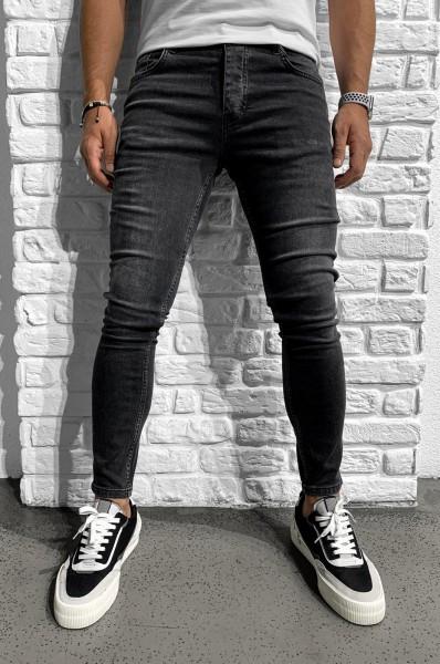 Мужские зауженные джинсы, замеры в описании, Турция