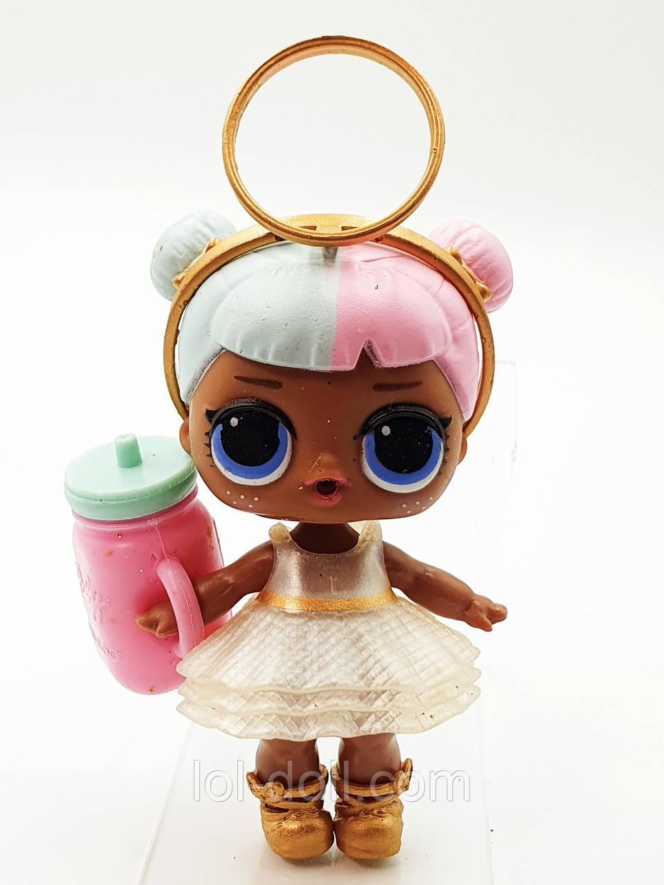 Кукла LOL Surprise 2 Серия LOL Surprise Surag - Сахарок, конфетка Лол Сюрприз Без Шара Оригинал