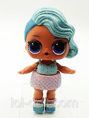 Лялька LOL Surprise Splash Queen - Bling Морська королева Лол Сюрприз Без Кулі Оригінал