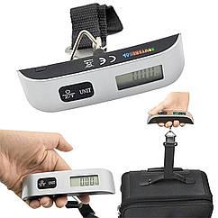 Портативные цифровые весы для багажа