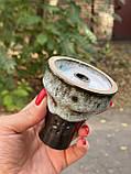 ЧАША ДЛЯ КАЛЬЯНА SOLARIS TRITON (СОЛЯРИС ТРИТОН - Глиняная чаша фаннел), фото 4