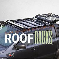 Силовой багажник на крышу Багажник на пикап на FIAT FULLBACK 2016+