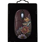 Мышь USB MA-MTA06K/В-178 цветок, фото 3
