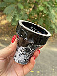 ЧАША ДЛЯ КАЛЬЯНА SOLARIS STYX (СОЛЯРИС СТИКС - Глиняная чаша фаннел), фото 2