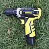 Шуруповерт аккумуляторный DeWALT DCF680G2 (12В/ 2А). Шуруповёрт dewalt деволт. ГАРАНТИЯ 12 месяцев!, фото 10