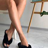 Женские домашние тапочки вьетнамки Угольного цвета, Family Story, 38-39 (v0207-39e), фото 6