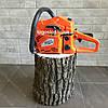 Бензопила Husqvarna 340 ХР (шина 45 см, 2.0 кВт) Цепная пила Хускварна 340 ХР. ГАРАНТИЯ 12 месяцев!, фото 4