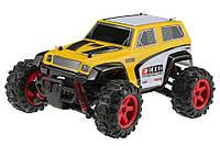 Машинка радиоуправляемая 1:24 Subotech CoCo Джип 4WD 35 км/час (желтый), фото 1