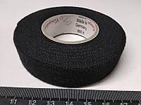 Изолента Coroplast (880 X) 19мм*5 м тканевая с ворсом/черная
