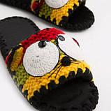 Домашние тапочки с мордочкой Цветного Кота, Family Story, 36-37 (ug1114-37f), фото 3