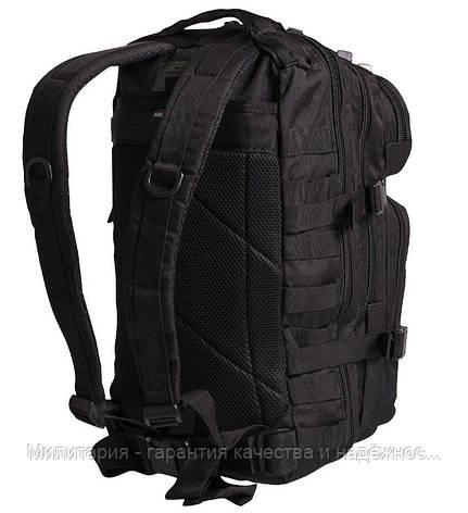 Mil-Tec Backpack US Assault Small Black Рюкзак 20L, фото 2