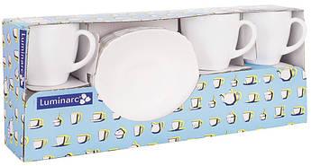 Сервиз чайный LUMINARC LOTUSIA, 12 предметов (6122526)