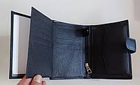 Чоловіче шкіряне портмоне Balisa BA 1-21 black Чоловіче шкіряне портмоне БАЛІСА оптом Одеса 7 км, фото 5