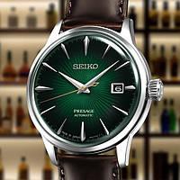 Часы Seiko Presage SRPD37J1 Cocktail Mockingbird Automatic 4R35., фото 1
