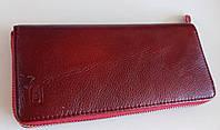 Жіночий шкіряний гаманець Balisa PY-L148 червоний Жіночі шкіряні гаманці БАЛІСА оптом Одеса 7 км, фото 1