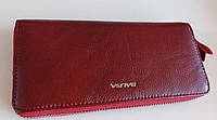 Женский кожаный кошелек Balisa PY-L147 т.красный Женские кожаные кошельки БАЛИСА оптом Одесса 7 км, фото 1