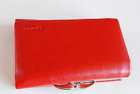 Женский кожаный кошелек Balisa PY-H149 ярко-красный Женские кожаные кошельки БАЛИСА оптом Одесса 7 км, фото 1