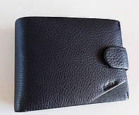 Мужское кожаное портмоне Balisa 003-115 black Мужское кожаное портмоне БАЛИСА оптом Одесса 7 км, фото 1