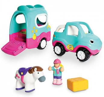 Приключения Пони Полли WOW Toys (6495240)