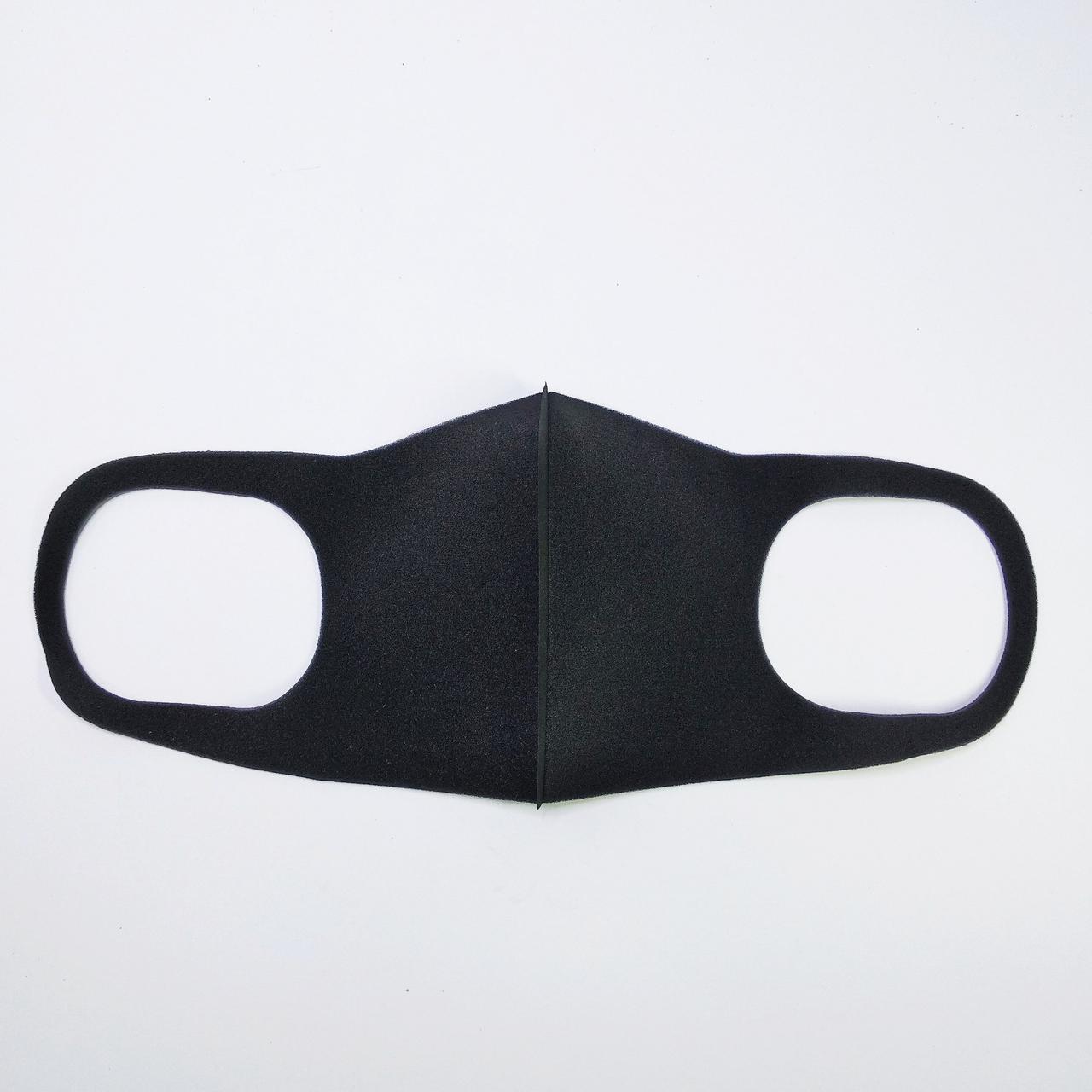 Pitta Mask багаторазова маска для особи, 1шт чорна