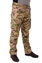 Тактические брюки мужские мультикам , Бр -10