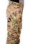 Тактические брюки мужские мультикам , Бр -10, фото 2