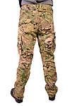 Тактические брюки мужские мультикам , Бр -10, фото 3
