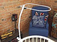 Качественная польская подставка для балдахина стойка подпора кронштейн крепёж для балдахина в детскую кроватку