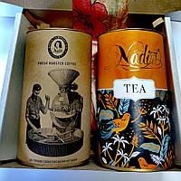 Подарочный набор чая и кофе FOR YOU